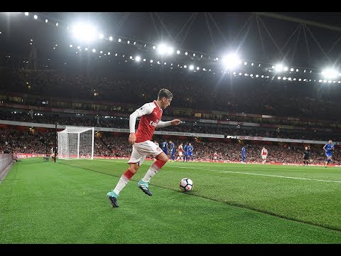 Mesut Özil - Playmaking for Morons