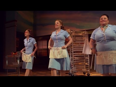 Waitress the Musical - A Soft Place To Land