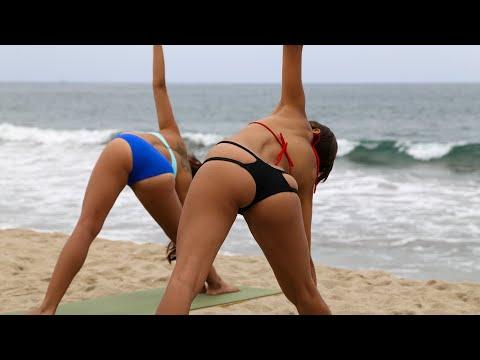Yoga avançado - vinyasa yoga 360º | Pri Leite - YouTube