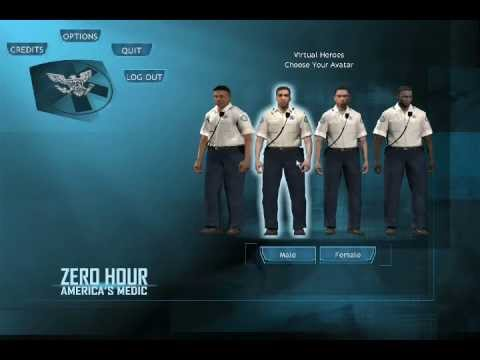 Zero Hour: America's Medic First Responders Training Game