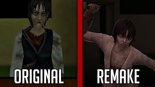 White Day Vergleich | Original vs Remake | Indie Horror Game