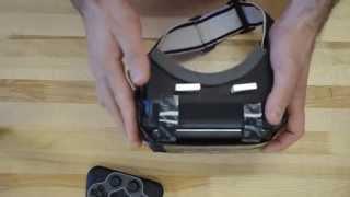 Homemade Oculus Rift maison