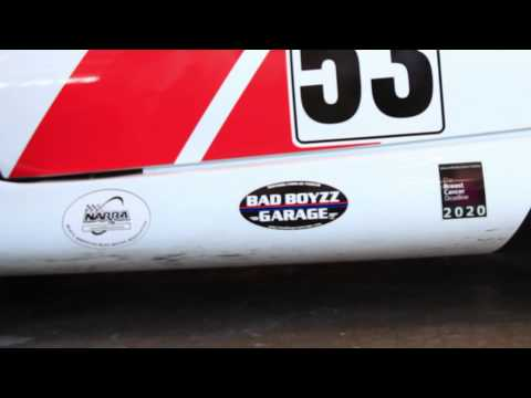 BAD BOYZZ GARAGE Dodge Viper Cup NBC Sports Network Commercial