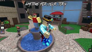 ROBLOX MM2- I traded ice shard!