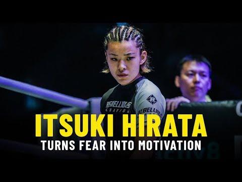 Itsuki Hirata Turns Fear Into Motivation