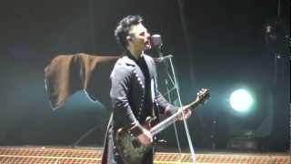 Rammstein Wollt Ihr Das Bett In Flammen Sehen? Live Montreal 2012 HD 1080P