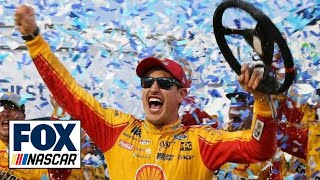 Winner'S Weekend: Joey Logano - Martinsville | Nascar Race Hub
