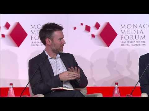 Monaco Media Forum 2012: Roundtable - Driven by Data