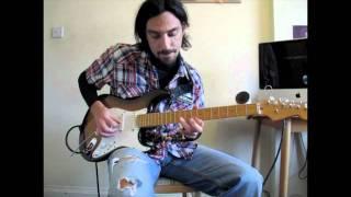 """Carlos Vives """"Pa Mayte SOLO"""" Tutorial de Guitarra por David Lambo"""