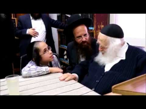 11-Year-Old Child Farhered By Reb Chaim On Entire Mishnayos