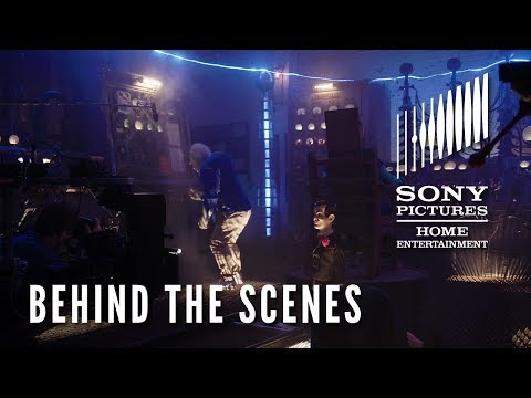 Goosebumps 2 - Behind the Scenes Clip - Tesla Meets Goosebumps