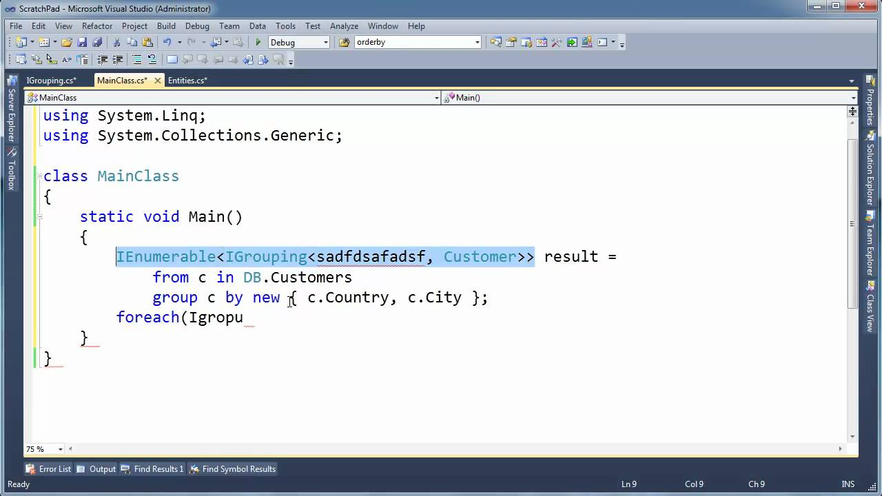 C# LINQ - Grouping By Multiple Fields