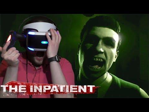 видео: СВЕЖИЙ ХОРРОР ДЛЯ PS VR ► The Inpatient #1