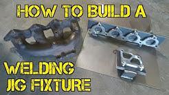 TFS:  How to Build a Welding Jig Fixture