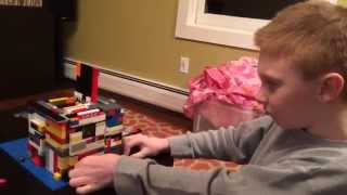 Lego Coin Operated Candy Dispenser