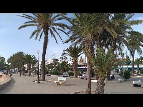 Тунис.  Город Хаммамет.  Район Старая Медина.  Наглые торгаши. VLOG.  ЧАСТЬ 6