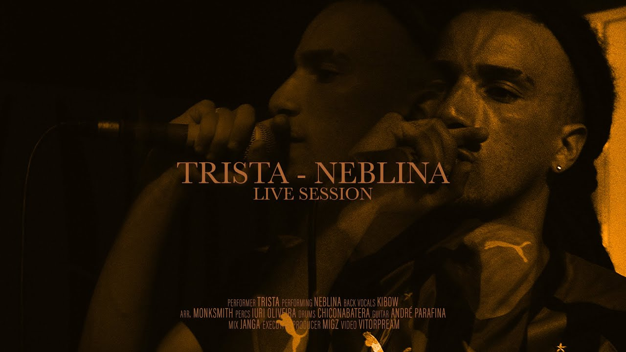 TRISTA - Neblina  // STUDIO SESSION