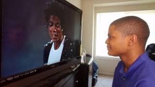 """MICHAEL JACKSON - """"Billie Jean"""" Live Wembley (REACTION)"""