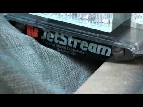 hqdefault federal signal jetstream led lightbar youtube jet stream light bar wiring diagram at alyssarenee.co