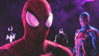Spider-Man: Shattered Dimensions - Level 13: Final Boss Fights (Platinum Medal)