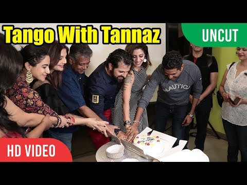 UNCUT - Launch Of Tango With Tannaz | A New Celeb Chat Show | Viralbollywood