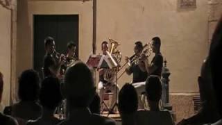 Art Brass Quintet.Suite americana 5º Son de mexico