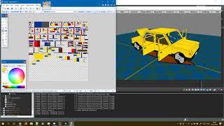FMT #3 (unreleased) texture editing / auto-update