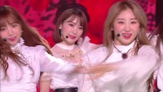IZ*ONE - La Vie en Rose [k-pop show] 中字