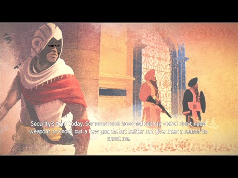 When noob play Assassins Creed Chronicles: India- Assassins Creed Chronicles: India Gameplay  