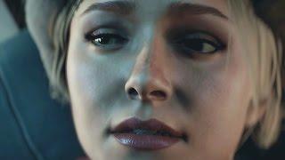 Until Dawn - Начало игры