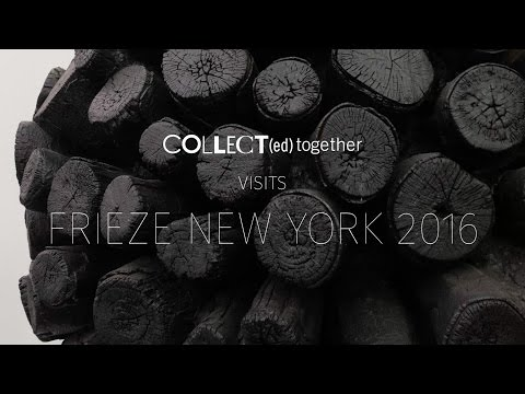 Collected Together visits Frieze New York 2016
