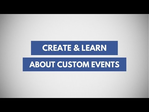 How To Create Custom Facebook Conversion Events For Your Website | Facebook Pixel