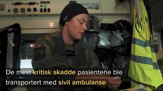 Samtrening øvelse Oslofjord