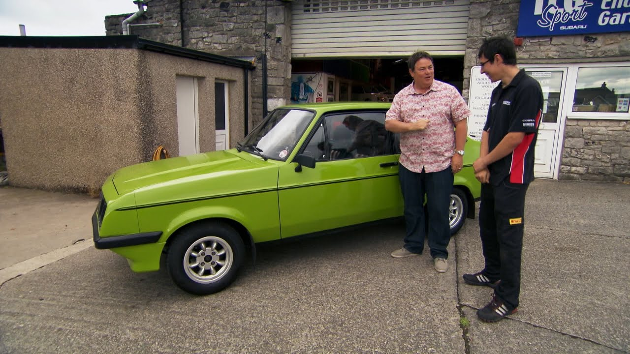 Haggling for an Escort Mk2 | Wheeler Dealers - YouTube