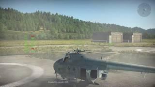 War Thunder Oynanış : Helikopterler (CBH)