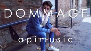 Download DOMMAGE - BIG FLO & OLI (apimusic cover) MP3 song and Music Video