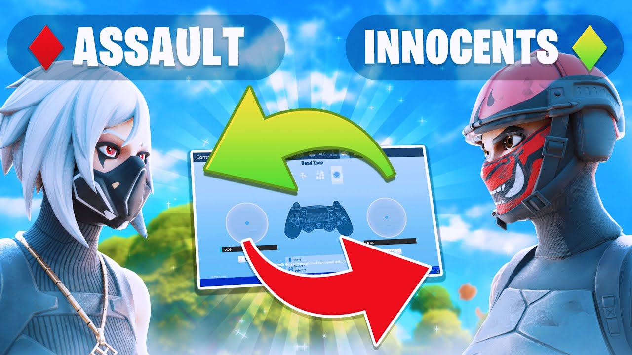 I Swapped Settings with Innocents and it got CRAZY!