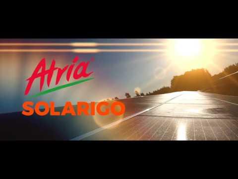 Atria Oyj: Suomen suurin aurinkosähköpuisto