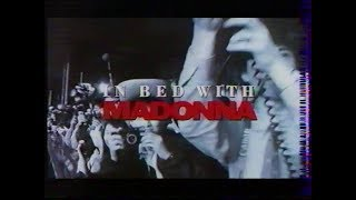 CANAL + 29 Septembre 1992 In bed with Madonna FR