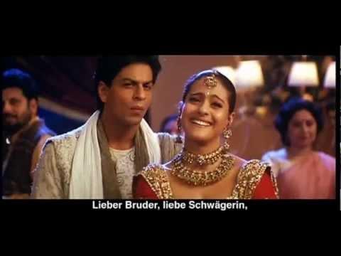 Wah Wah Ramji - Kabhi Khushi Kabhie Gham | 2001 | Full Song | German Sub.