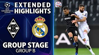 Mönchengladbach vs. Real Madrid: Extended Highlights | UCL on CBS Sports