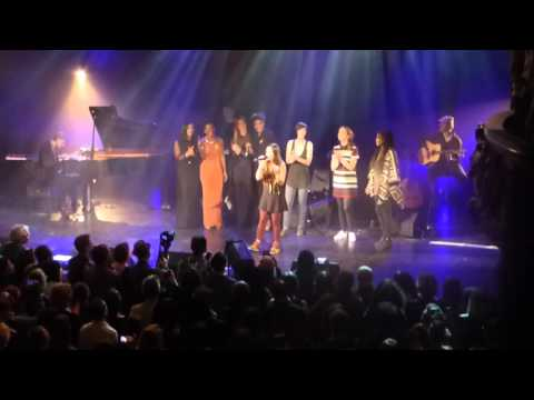Imany & Friends - There Were Tears (Le Trianon - Paris - March 8th 2016)