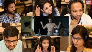 Sanju Official Trailer Reaction | Rajkumar Hirani | Sanjay Dutt | Ranbir Kapoor |