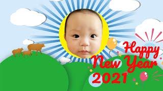 2021년 새해첫날 쭈루의 하루 (감자이유식│범퍼침대)