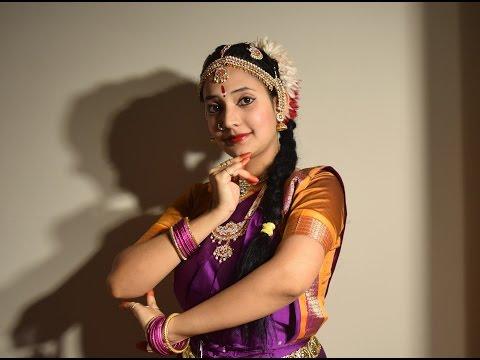 Jiya Jale Jaan Jale Dil Se  Bharatanatyam dance