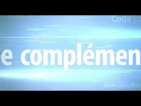 Représentation en code complément à 2 (CA2)