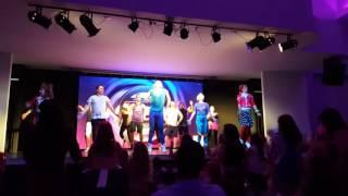 Holiday village Cyprus Aliathon Jelly man 2016