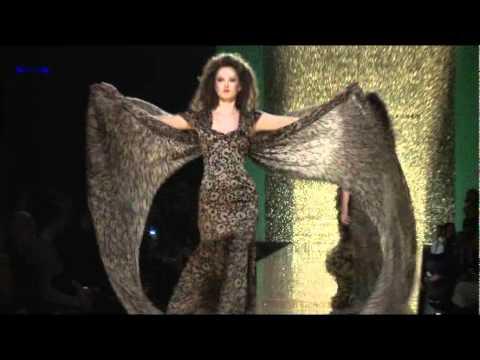 Haute couture fashion show Addy 2011 Rome