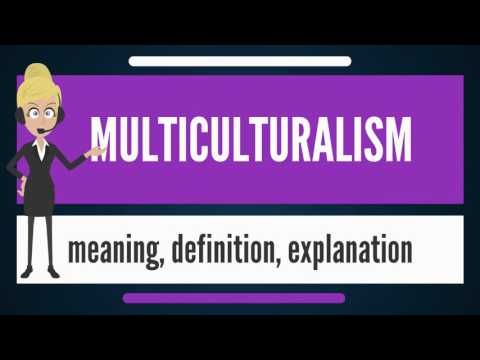 What is MULTICULTURALISM? What does MULTICULTURALISM mean? MULTICULTURALISM meaning