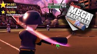 CRAZY INSIDE THE PARK HOME RUN! Super Mega Baseball #2